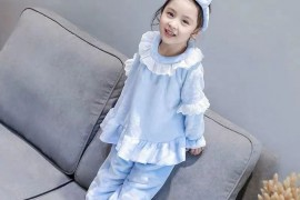 儿童宫廷睡衣