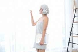 嗨团定制浴巾毛巾套装