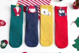 儿童圣诞袜